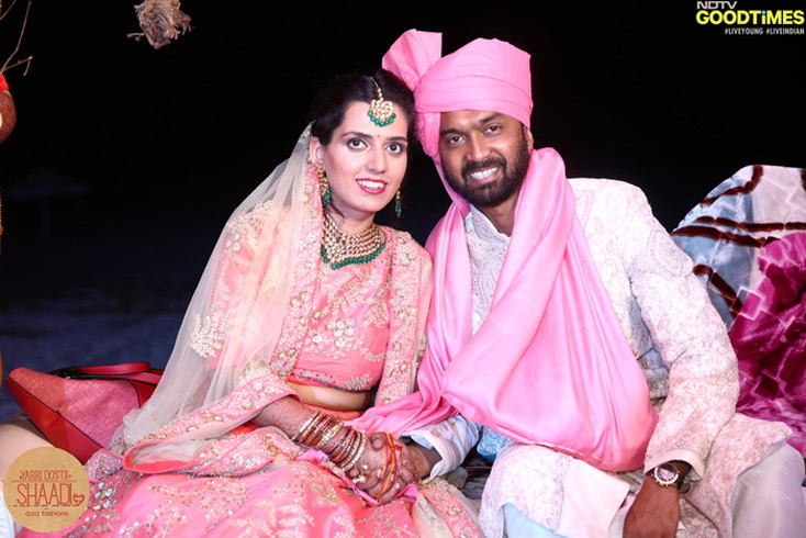 Diwiya and Pradeep's wedding rituals come to an end, with all smiles. Finally, two souls become one.