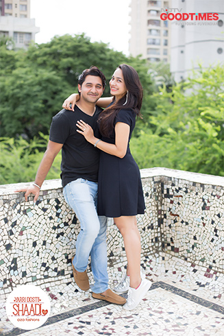 Vaibhav and Divya met each other for work purposes, but neither of them had predicted that they would end up becoming best of friends. As they started spending more time together, they discovered their common love for travelling.
