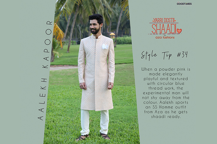 Yaari Dostii Shaadi's Trendy Anchor Looks